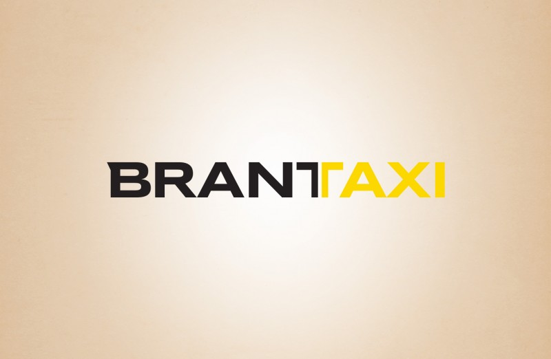 Brant Taxi Logo