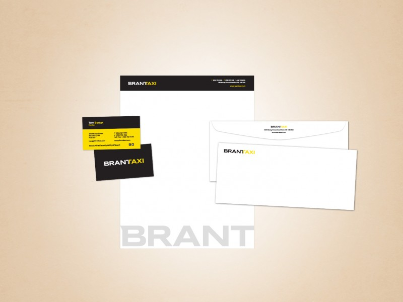 Brand Taxi Brand Development