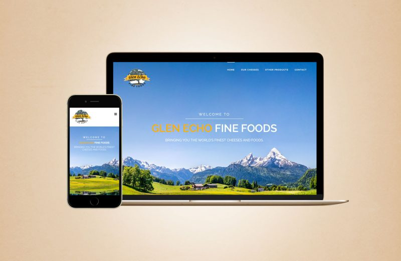 Glen Echo Fine Foods Website