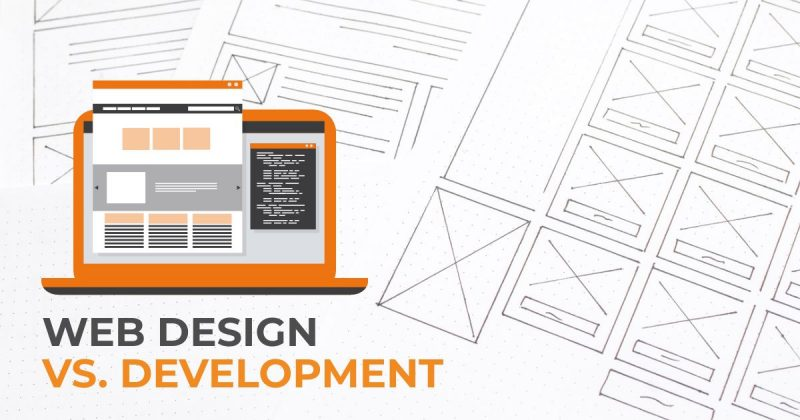 Web Design vs. Web Development