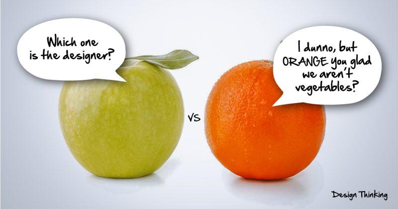 designer versus developer
