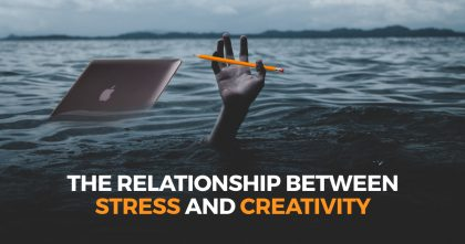 Relationship between stress and creativity