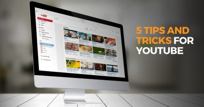 5 Tips and Tricks for YouTube
