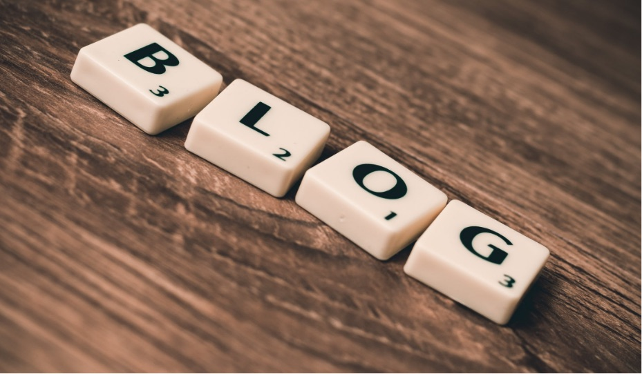 Digital Content Creation Blogging