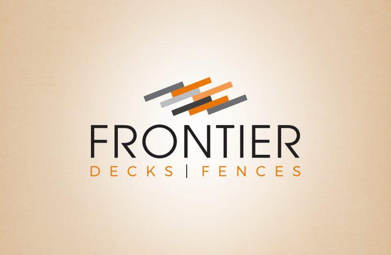 Frontier Decking Logo