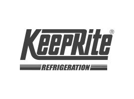 KeepRite Refrigeration Logo