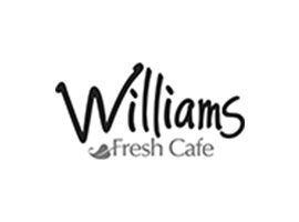 Williams Fresh Cafe Logo