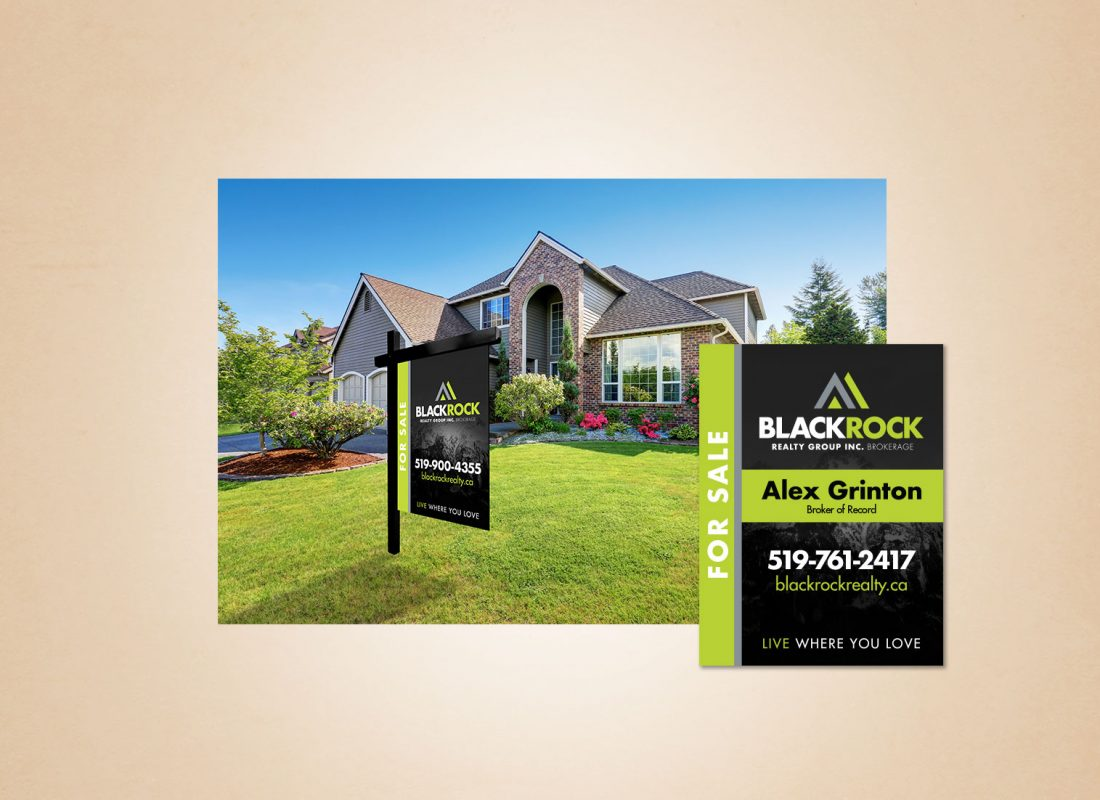 Blackrock Realty Brand Development