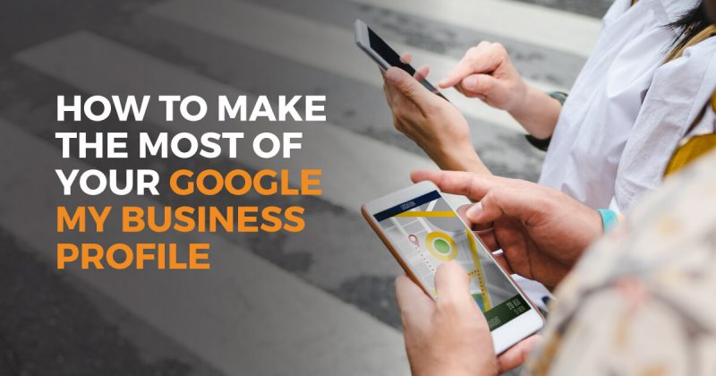 Optimize Google My Business Profile