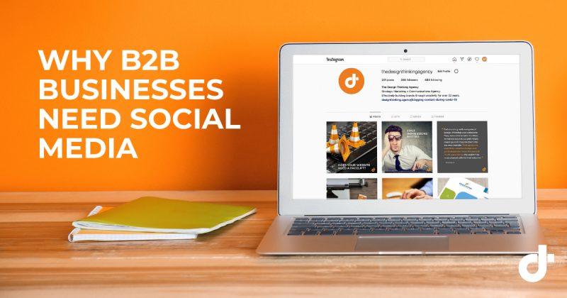 Social media for B2B business